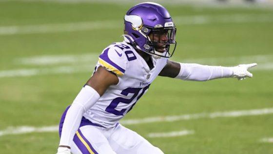 Vikings' Jeff Gladney indicted for assaulting a woman